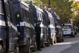 21ème ANNIVERSAIRE DE LA MORT DE MOHAMED BOUDIAF / Le 29 juin 2013 symbolise le deuxième assassinat de Si Tayeb El-Watani dans POLITIQUE police-algerienne-8