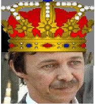 Coup d'oeil sur ces républiques... monarchiques du continent africain dans ACTUALITÉ said-bouteflika-couronne