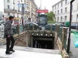 bouche de métro 1
