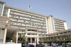 palais du gouvernement et ministère de l'intérieur